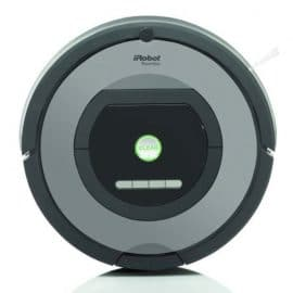 Test dell'iRobot Roomba 772e