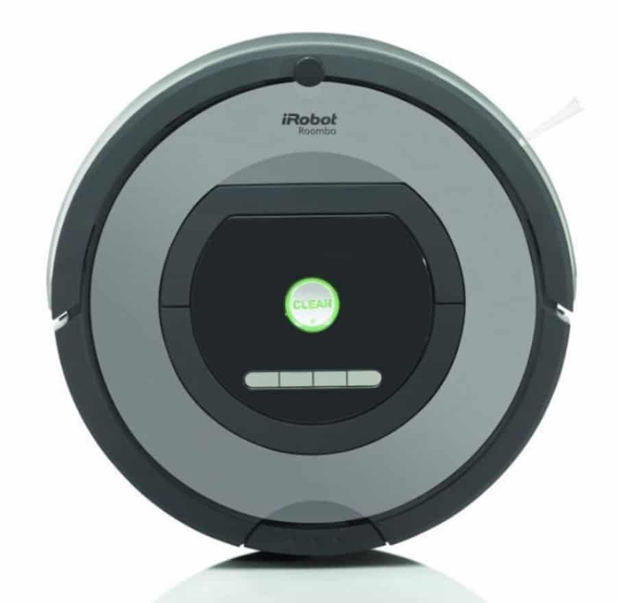 iRobot Roomba 772e robot aspirateur